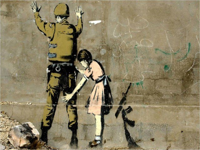 Source: Banksy Street Art via Google.com