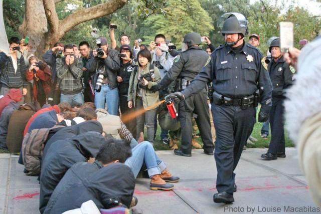 UC Davis Pepper Spray