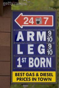 Arm, Leg & 1st Born