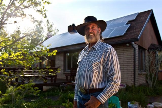 Residential Solar Mr. Nevada Jim